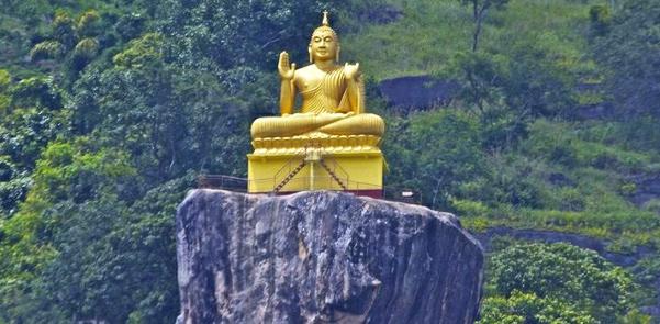 aluvihara-temple
